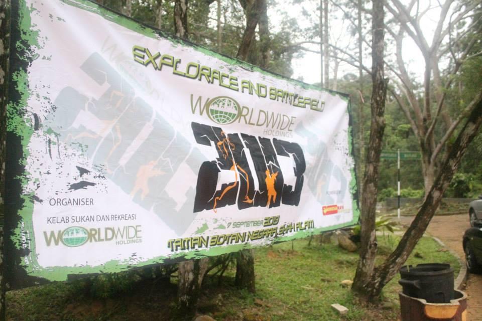 WORLDWIDE HOLDINGS BERHAD EXPLORACE AND BATTLEFIELD 2013