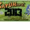 KAYUHUNT KELAB UMW 2013